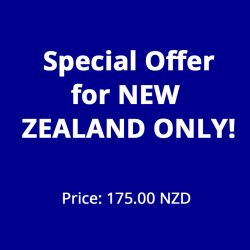 - Special Offer for New Zealand (In Stock)