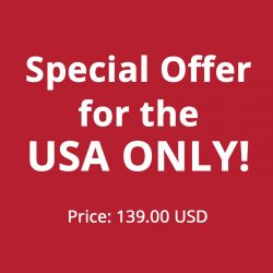 - Special Offer for the USA (In Stock)